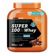 Named Super 100% Whey Smooth Chocholate 908g