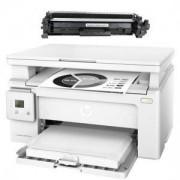 Лазерно многофункционално устройство HP LaserJet Pro MFP M130a Printer, G3Q57A + Съвместима тонер касета HP 17A Black Toner Cartridge 217A , CF217A