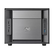 Cooler Master Elite RC-120A-KKN1 Computer Case - Mini ITX Motherboard Supported - Ultra Small - Steel, Aluminium - Black - 3.30 kg