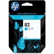 HP 82 Inkjet Cartridge Cyan C4911A