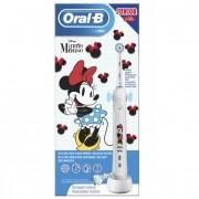 Oral-B ORAL B PRO ESCOVA ELECTRICA JUNIOR MINNIE 6 ANOS+,