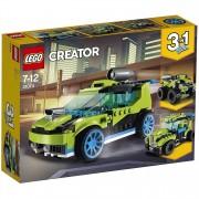 Lego creator 31074 auto da rally rocket