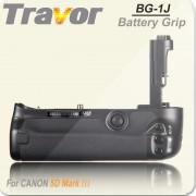 Travor Bg-1j - Battery Grip - Canon Eos 5d Mark Iii 5d S 5d Sr - Bg-E11 - 2 Anni Di Garanzia In Ita