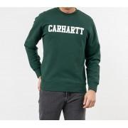 Carhartt WIP College Crewneck Treehouse/ White