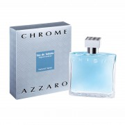 Azzaro chrome 50 ml eau de toilette edt profumo uomo