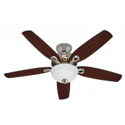 Hunter Deckenventilator Hunter Builder Deluxe 132 cm Chrom