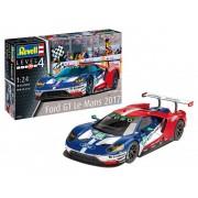 Revell Model Set Ford GT - Le Mans autó makett 1:24 (67041)