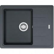 Chiuveta bucatarie granit Franke Fragranite, BFG 611-62, Grafite, 620x500 mm