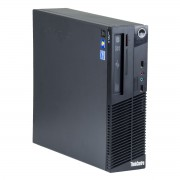 Desktop Sh - Lenovo ThinkCenter M73, E8400, ram 4gb ddr3, 250 gb hdd,