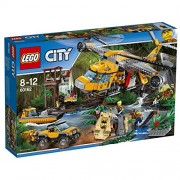 LEGO City Jungle Air Drop Helicopter (60162)
