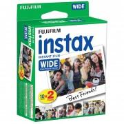 Cámara Instantánea Film fuji instax wide - 40 unidades Fujifilm