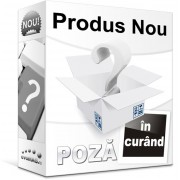 Storcator de fructe Tefal Easy Fruit ZE610D38, 800W, 2 viteze, Recipient pulpa 2l, Recipient suc 1.2l (Inox/Negru)