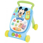 Winfun Baby Mickey Grow-with-Me Musical Walker, Multi Color