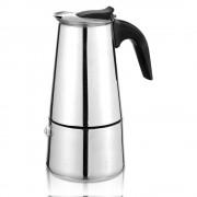 Кафеварка от стомана SAPIR SP 1173 B6, 6 чаши, Индукция, Инокс