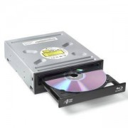 Оптично устройство, Hitachi-LG BH16NS55 Internal Super Multi Blu-Ray Rewriter, SATA, M-Disk Support, Bulk, Черен, BH16NS55.AHLU10B