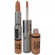 ADS Ads Foundation Concealer Double Action Foundation (Natural 09 ml)