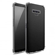 NPRC Soft Silicone Transparent Back Case Cover for Samsung Galaxy Note 9