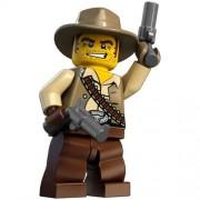 LEGO Minifigures Series 1 Cowboy Minifigure [Loose]