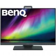 BenQ LED monitor BenQ SW240, 61.2 cm (24.1 palec),1920 x 1200 px 5 ms, IPS LED HDMI™, DisplayPort, DVI, na sluchátka (jack 3,5 mm), USB 3.0