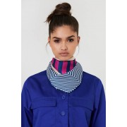 Trendyol Asymmetric Printed Scarf - Scarves - Multicolor