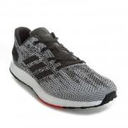 Adidas Mens Boost Dpr formatori In Core Black/Core Black/Cloud bian...