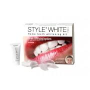 Kit pentru albirea dintilor 100% Natural - Style' White