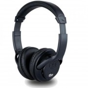 Audífonos Over Ear Bluetooth Fm Micro Sd Micrófono Fun Great -Negro