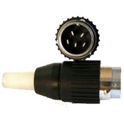 Conector cu 5 pini (WIG - compatibil ESS, MG, Dalex, EWM, Lorch,