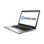 "HP EliteBook 840 G3 35.6 cm (14"") Notebook - Intel Core i7 (6th Gen) i7-6600U Dual-core (2 Core) 2.60 GHz - 8 GB DDR4 SDRAM - 256 GB SSD - Windows 7 Professional 64-bit"