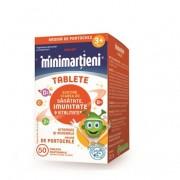 Minimartieni Imunactiv cu aroma de Portocale +3 ani x 50 tablete masticabile Walmark