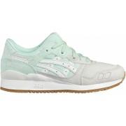 ASICS sneakers Gel Lyte III dames turquoise/wit maat 43,5