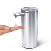Simplehuman Sensor-Seifenspender mit Dosierautomatik, Edelstahl