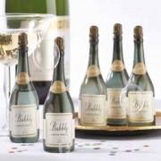 Pompero de jabón Champagne