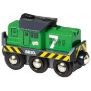 Brio Locomotiva marfar cu baterii