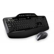 Tipkovnica Logitech MK710 Wireless Desktop, tipk+miš