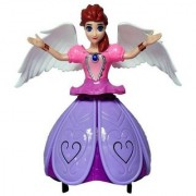 APX Toys Dancing Angel Girl Robot Light and Music For Kids