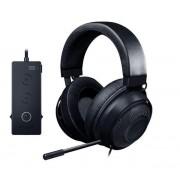 Casti Gaming Razer Kraken Tournament Edition Black, Microfon (Negru)