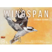 Wingspan: Extensia Oceania (Romanian Edition)