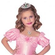 Geen Prinses tiara met klem