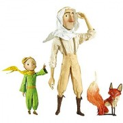 Hape The Little Prince Exclusive Figurines - Discovering Toy Figure