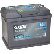 Acumulator auto Exide Premium 64Ah 640A