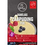 Szafi Free zabpuding vaníliás