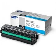 Samsung CLT-C506L cyaan hogerendementstonercartridge