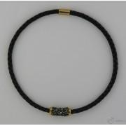 CNG nyaklánc 318 fekete