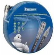 Furtun de aer din PVC cu insertie 20m cuple rapide MICHELIN 8x13mm 20 bar