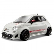 Bburago mac 2 abarth 500 esseesse 22121