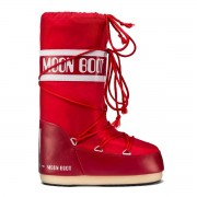 Moon Boot rosso dal 35-38 al 39-41
