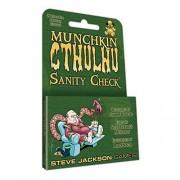 Jackson Munchkin Cthulhu Sanity Check