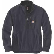 Carhartt Dalton Half Zip Sweatshirt Grey 2XL