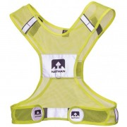 Nathan Streak Reflective Vest - Unisex - Geel - Grootte: Small